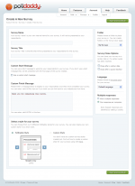 polldaddy - kostenlose online Umfragen und Polls für Homepages