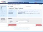 Subdomain - Konfiguration der Webserver Einstellungen bei goneo
