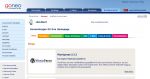 WordPress Installation bei goneo - www.goneo.de - clickStart